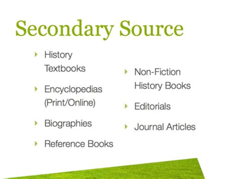 Primary Secondary Sources Research Paper by What Is A Secondary Source In A Research Paper 28 Images What Is Secondary Data Analysis