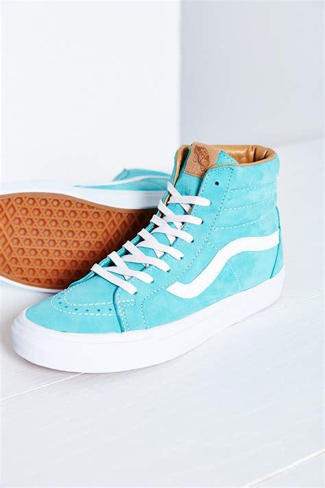 Vans California Sk8 Hi Buttersoft Reissue Sneaker In Blue