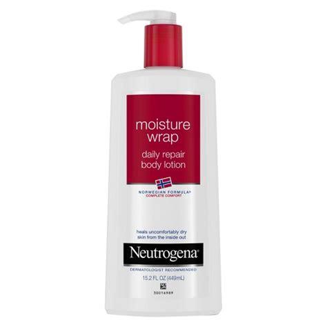 Review Neutrogena Moisture Shoo by Neutrogena 174 Formula Moisture Wrap Daily Repair