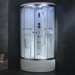 are most steam showers also a regular shower steam
