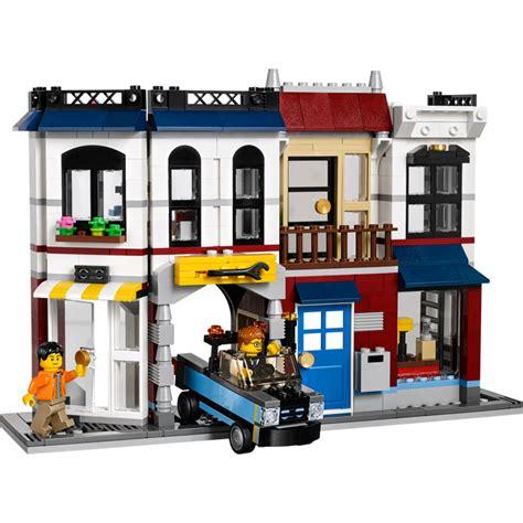 Set By Shop lego bike shop cafe set 31026 brick owl lego marketplace
