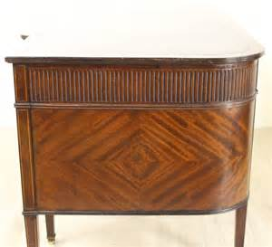 mahogany writing desk by maple and co antiques atlas