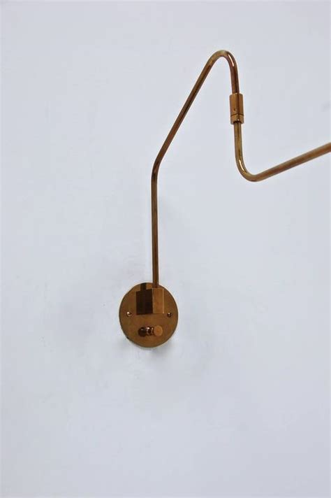 Lu Wall L lu swing sconces for sale at 1stdibs