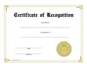 recognition award template pin free award certificates recognition template on