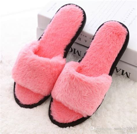 winter house slippers winter house slippers women fashion pantufa casual indoor home shoes fluffy slippers