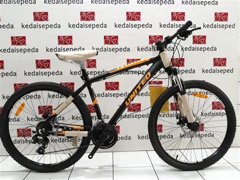 Sepeda United Miami 2 00 Mtb 26 mtb 26 united miami 2 00 kedai sepeda