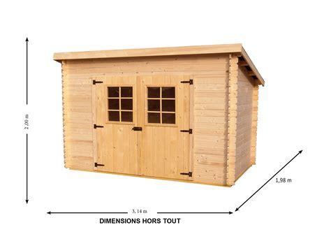 abri de jardin en bois pas cher 1770 abri jardin bois 5m2 pas cher les cabanes de jardin