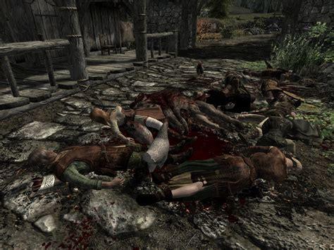 skyrim dead npc late to the game the elder scrolls v skyrim