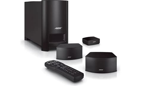 bose 174 cinemate 174 gs series ii digital home theater speaker