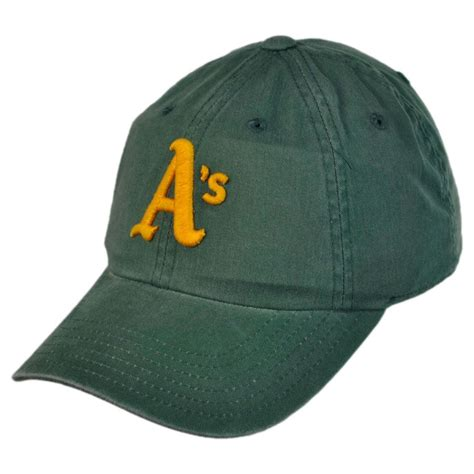 Baseball Cap american needle oakland athletics mlb raglan strapback
