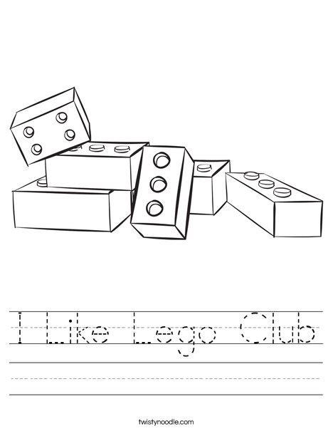 printable lego activity sheets i like lego club worksheet twisty noodle