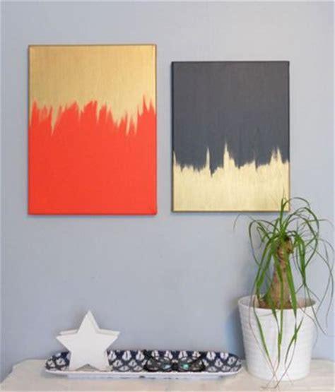 how to hang canvas art 25 best ideas about diy wall art on pinterest diy