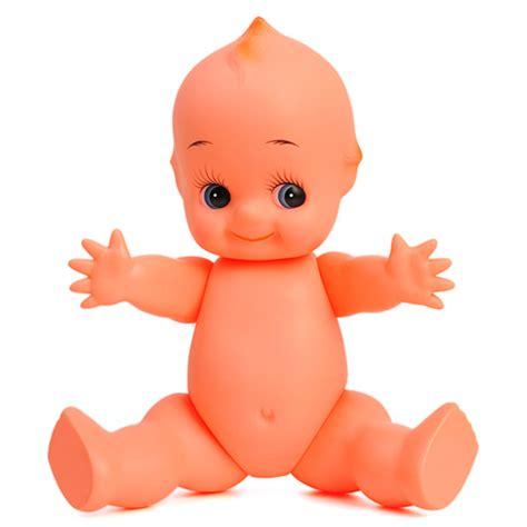 15 Pcs Figurine Babies kewpie doll baby cupie vintage cameo figurine rubber ornament japan 15 quot ebay