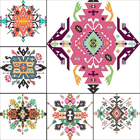 indian ornaments and design elements vector ethnic ornament indian vector free download
