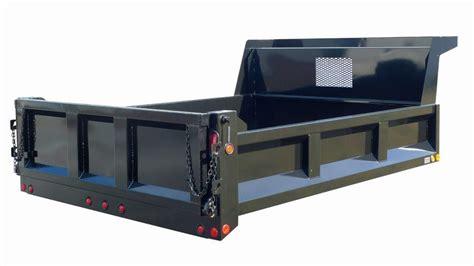 garbage truck bed heavy duty mason dump bodies sh truck bodies