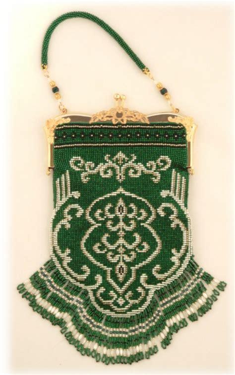 crochet beaded bag pattern diplomat crocheted beaded purse pattern pdf by crochetnbeads