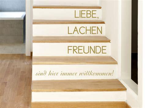 treppenstufen bekleben mit wandtattoos - Treppenstufen Bekleben