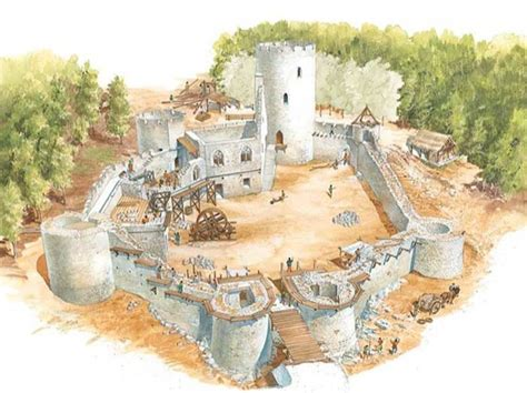 Building Castles by Building A Castle In The Ozarks