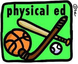 Physical education clipart clipartion com