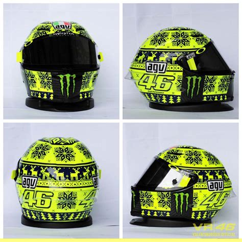 valentino test photos s quot sweater quot helmet at sepang