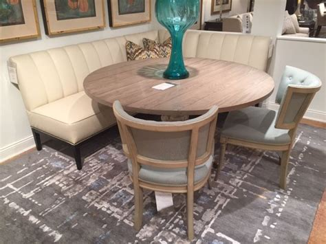 Hickory Chair Banquette by 1000 Images About Dining Room On