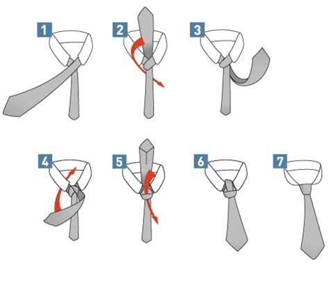 nudos de corbata pdf anleitung zum schlips krawatte binden