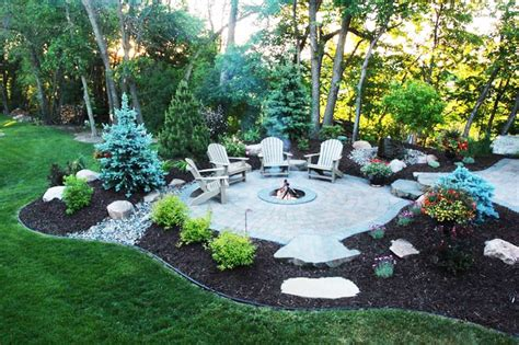 backyard with fire pit landscaping ideas best outdoor fire pit ideas to have the ultimate backyard