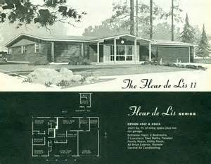 1960 S Modern Home Design House Plans 1960s Homedesignpictures