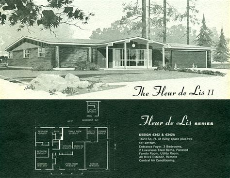 house plans 1960s homedesignpictures