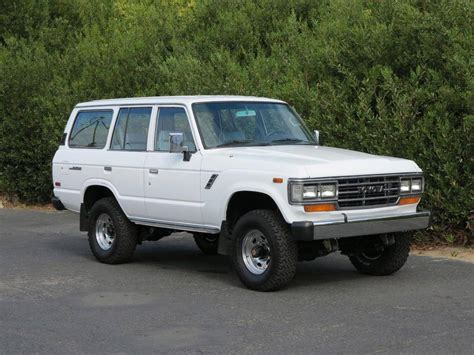 Toyota Land Cruiser 1990 For Sale In Newport Ca 1990 Toyota Land Cruiser Fj