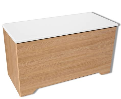 wooden ottomans and blanket boxes chiltern oak and white wooden blanket box just ottomans