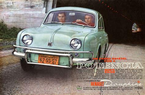 1961 renault dauphine black on pinterest