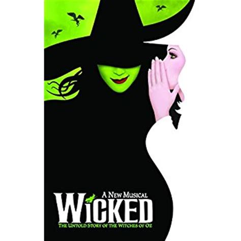 Home Theatre Wall Decor by Amazon Com 27x40 Wicked Broadway Musical Poster Prints
