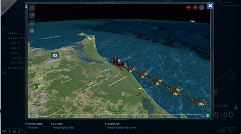 tracking santa on norad you been this year it s time to track santa on
