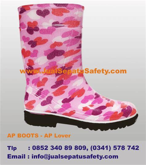 Sepatu Ap Boots Pendek sepatu biker holidays oo
