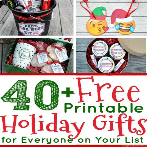 40 free holiday gift ideas that ll save you so much money