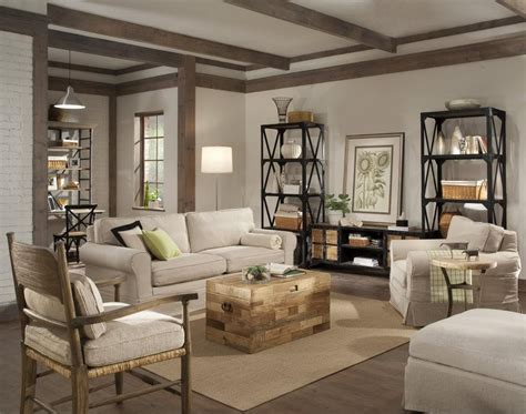 industrial bookcase living room eclectic with country bookcase