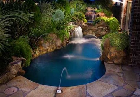 Pool Designs For Small Yards Home Designs Project