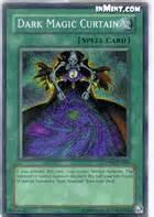 dark magic curtain inmint com yugioh secret rare card singles dark magic