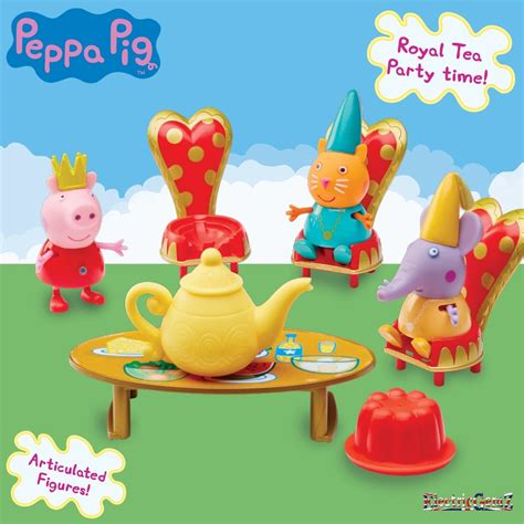 Peppa Pig Princess Peppas Tea peppa pig princess peppa s tea