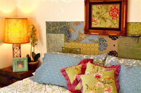bohemian style bedroom furniture interior comfortable bohemian style room with fresh color