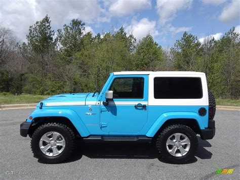 jeep wrangler blue 2017 chief blue jeep wrangler chief edition 4x4 119576895