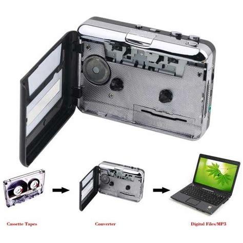 convertitore da cassetta a cd convertitore da musicassetta a mp3