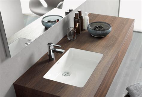 Delos vanity basin console by Duravit   STYLEPARK