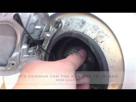 2006 scion xa check engine light all 3 trouble codes p0441 p0455 p0456 scion tc youtube