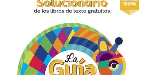 libros de texto gratuito de primaria downloadily docs solucionario de los libros de texto gratuitos tercer