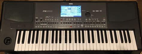 Keyboard Korg Pa600 Baru korg pa600 image 2030333 audiofanzine