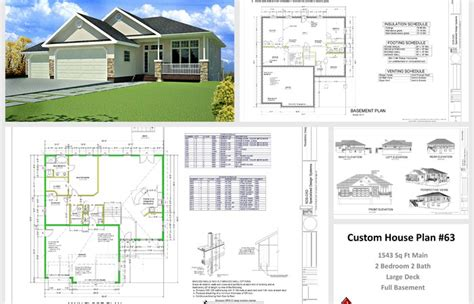house plans mn awesome the brook view custom homes in one room cabin floor plans new ranch house mitchell modern