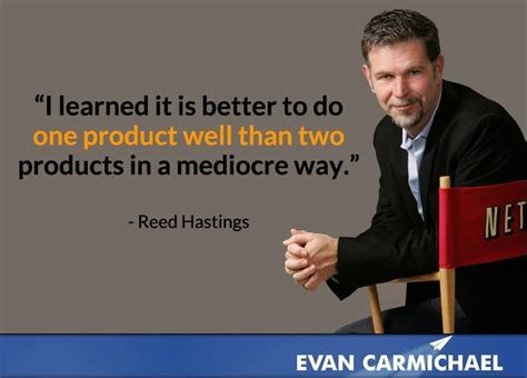 reed hastings quotes quotesgram