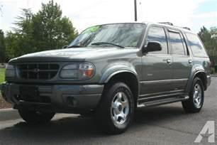 2000 Ford Explorer For Sale 2000 Ford Explorer Limited For Sale In Albuquerque New